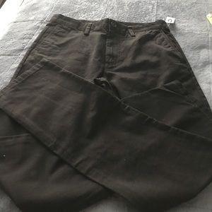 NWT Boys Old Navy Black Jeans 30x32 Slim